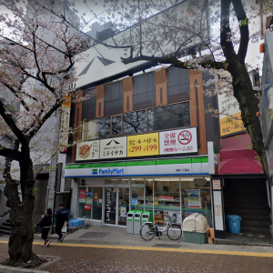 宮崎台駅前 【飲食店向き】